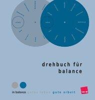 5.2Drehbuch Balance - Die IG BCE in Schwedt