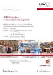ROFU Kinderland - Hitachi Data Systems