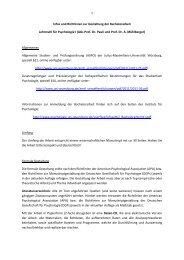1 Infos und Richtlinien zur Gestaltung der Bachelorarbeit Lehrstuhl ...