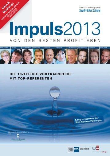 Impuls 2013 - Martin Limbeck