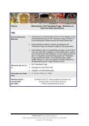 Thema: Abiturwissen: Die Theodizee-Frage ... - School-Scout