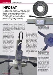 INFOSAT - TELE-satellite International Magazine