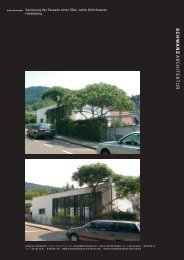 download pdf - Home | Schwarz Architektur