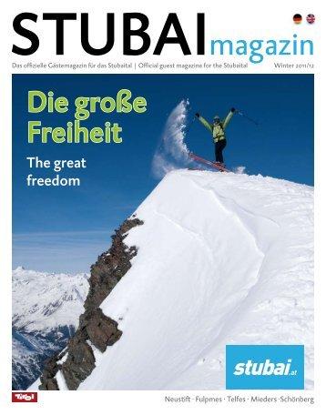 Stubai Magazin