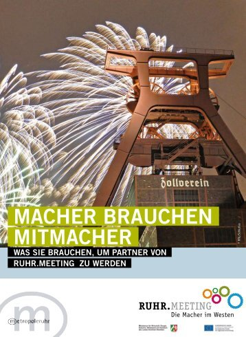 RUHR.MEETING Guide