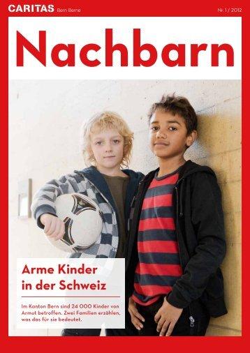 Arme Kinder in der Schweiz - Caritas Bern