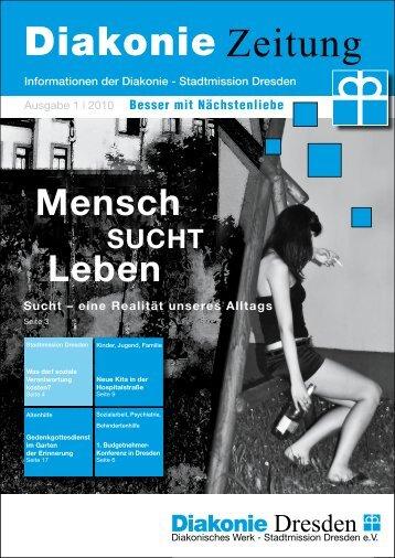 Diakonie Zeitung - Diakonisches Werk - Diakonie Dresden