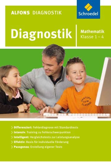 ALFONS DIAGNOSTIK Mathematik 1
