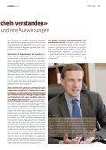 Regulierungen: ihre Möglichkeiten, ihre Grenzen - bankzweiplus.ch - Seite 5