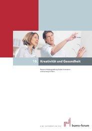 Kreativität und Gesundheit 10. - buero-forum.de