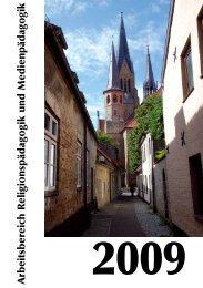 Programm 2013 - Amt für Religionspädagogik und Medien ...