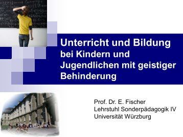 Schlussreferat, Prof. Dr. Erhard Fischer (PDF, 990KB) - HfH