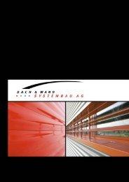 PDF Prospekt - Dach & Wand Systembau AG