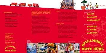 Spielen-Beteiligen-Bauen - Spielmobil Rote Rübe e.V.
