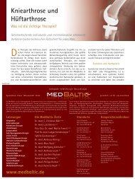 Artikel im PDF-Format - MedBaltic