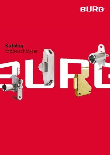 Katalog Möbelschlösser ca. 14MB - Burg