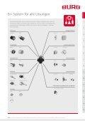 Katalog Möbelschlösser ca. 14MB - Burg - Seite 7