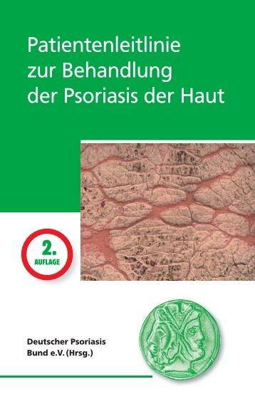 Therapie der Psoriasis vulgaris - AWMF