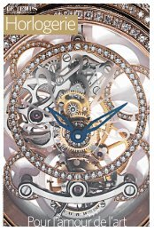 Horlogerie - Denis Hayoun Diode