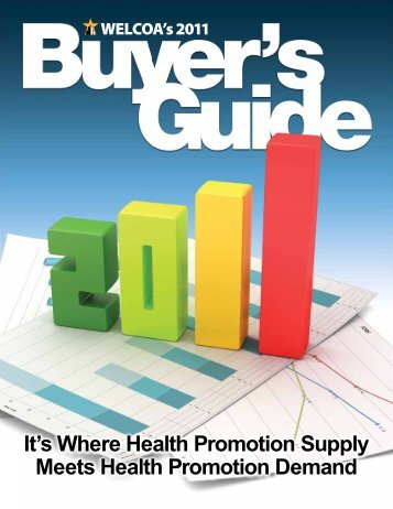 It's Where Health Promotion Supply Meets Health Promotion Demand