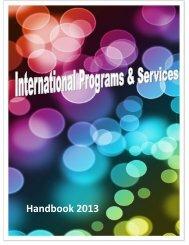 International Student Handbook - University of British Columbia