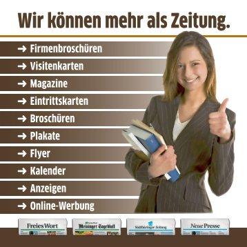 Wir können mehr als Zeitung. - Marktplatz-virtuell.de