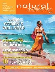 May 2010: Women's Wellness - Grand Strand Natural Awakenings