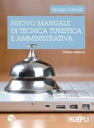 nuovo manuale di tecnica turistica e amministrativa - Scuolabook