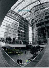 Rapport Annuel 2001 - Unibail-Rodamco