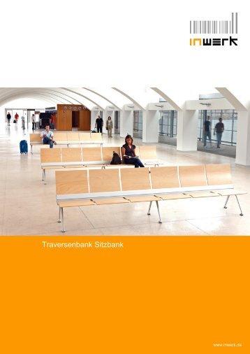 Traversenbank Sitzbank - Inwerk
