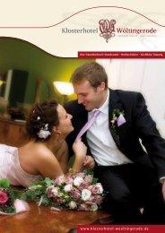 können Sie sich unsere neue Hochzeitsmappe herunterladen