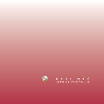 Broschüre als PDF drucken - pearlmed-leading in premium ...