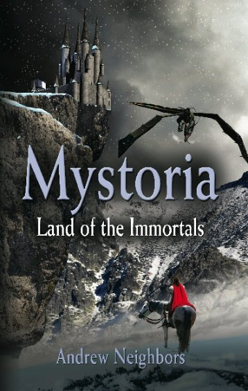 Mystoria, Land of the Immortals - The Book Locker - BookLocker.com
