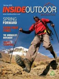 SPRING SPRING - InsideOutdoor Magazine