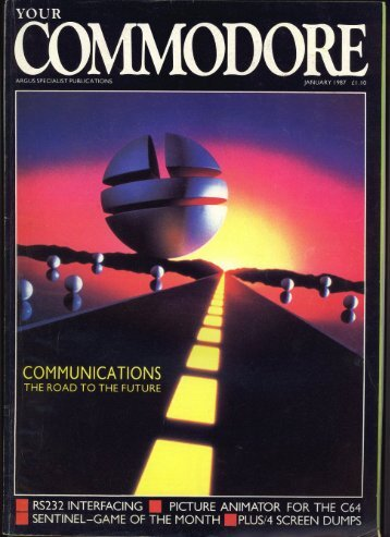 a E i - Commodore Is Awesome