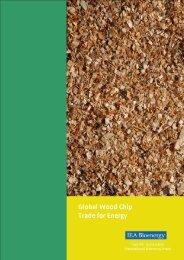 5. Global wood chip trade - IEA Bioenergy Task 40
