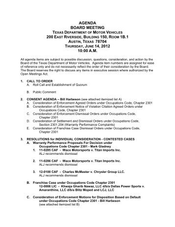 14-128 Used Motor Vehicle Certified Appraisal Form - Texas ...