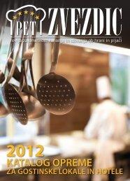 2012 - Revija Pet zvezdic