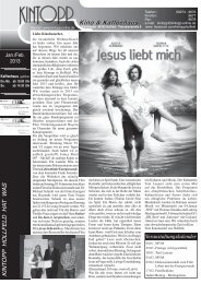das aktuelle Programm als PDF herunterladen - im Kintopp Hollfeld