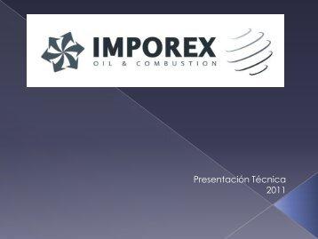 Ficha Técnica - Imporex Oil & Combustion