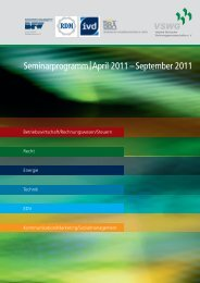 Seminarprogramm April bis Semptember komplett - RDM ...