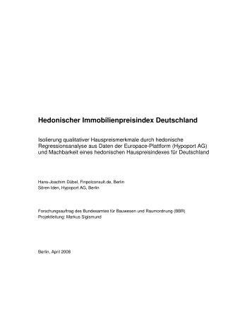 Online-Publikation Finpolconsult Hypoport BBR ... - Hypoport AG
