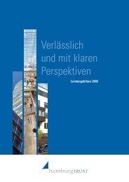 Hamburg Trust - Leistungsbilanzportal