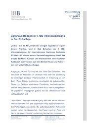 1. IBB-Villenspaziergang - IBB - Internationales Bankhaus ...