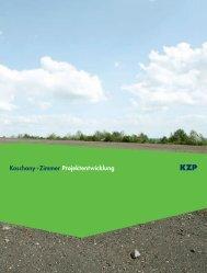 Imagebroschuere - Koschany + Zimmer Architekten KZA GmbH