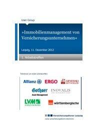 Exposé - Versicherungsforen Leipzig
