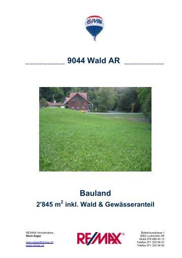 Bauland - newhome.ch