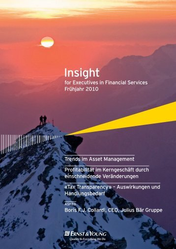 Insight for Executives in Financial Services - Home - Ernst & Young ...