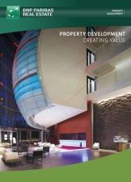 property development creating value - BNP Paribas Real Estate