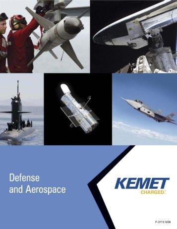 F-3113 5/06 - Kemet